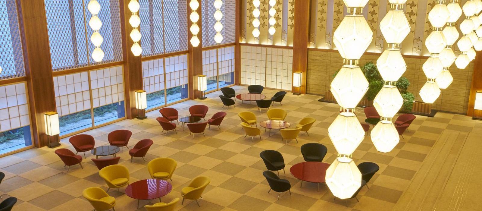 东京大仓饭店(The Okura Tokyo) 图片  www.lhw.cn