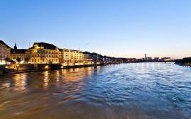 瑞士三王大酒店(Grand Hotel Les Trois Rois)  www.lhw.cn