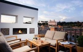 印象罗马精品酒店(Portrait Roma)  www.lhw.cn