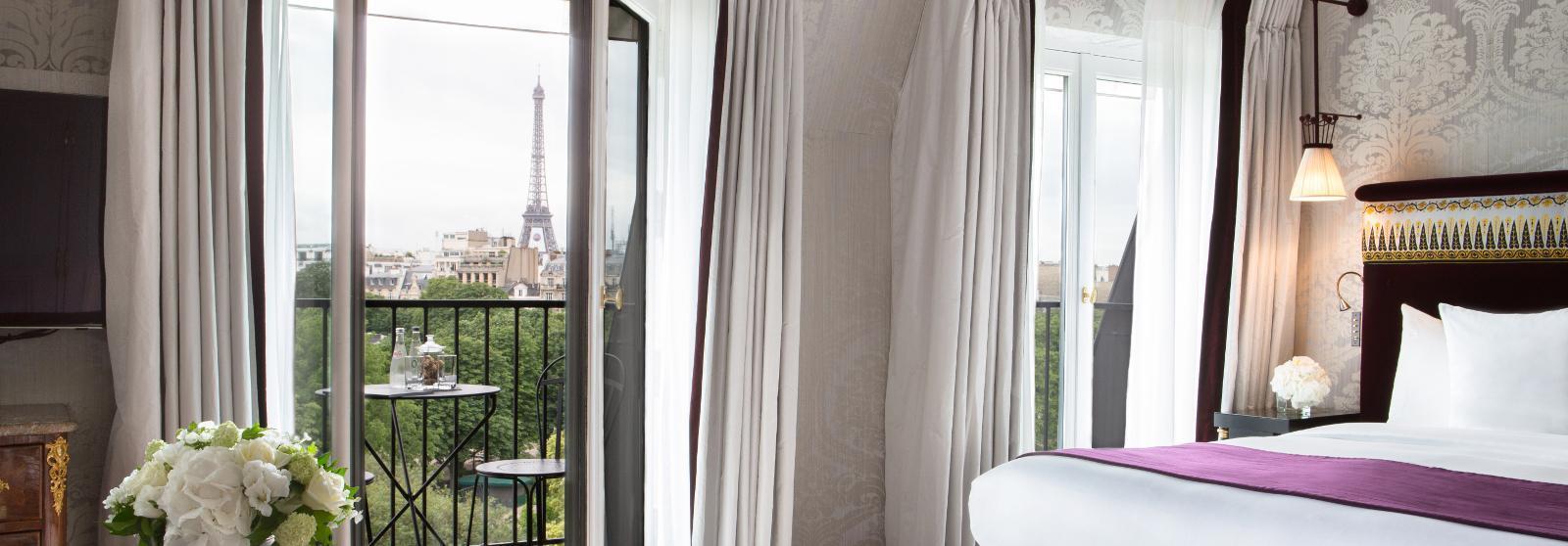 巴黎瑞瑟夫酒店(La Reserve Paris Hotel and Spa)【 巴黎,法国】 酒店  www.lhw.cn