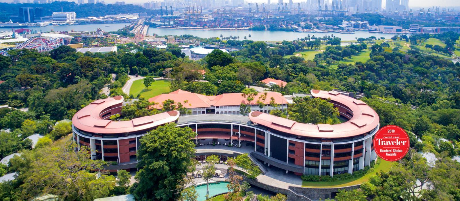 新加坡嘉佩乐酒店(Capella Singapore)【 新加坡,新加坡】 酒店  www.lhw.cn