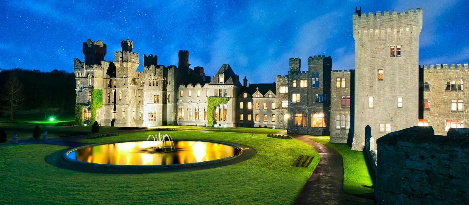 阿什福德城堡酒店(Ashford Castle) 图片  www.lhw.cn